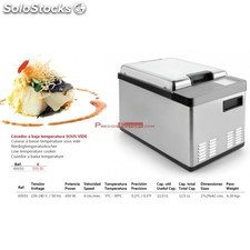 Robot lacor coccion vapor sous vide multifuncion