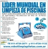 Robot Limpia Piscinas Dolphin Maytronics Dynamic Plus