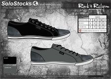 Rock and Religion zapatillas caballero
