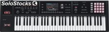 Roland FA-06 Music Workstation Keyboard, 61-Key, Novo