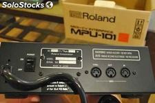 Roland mpu-101 Midi/cv Interface with Manual