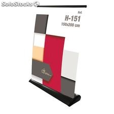 Roll up stable 150 cm