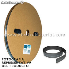 Rollo de 50 metros de tubo termo retráctil de 12 mm