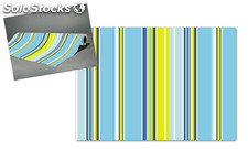 Rollo mantel pvc stripes