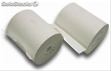 Rollo papel termico 80mm x 80m (pack 6UNI)