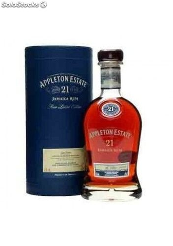 Ron Appleton 21 Yo 70 cl