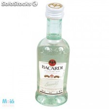 Ron bacardi mini