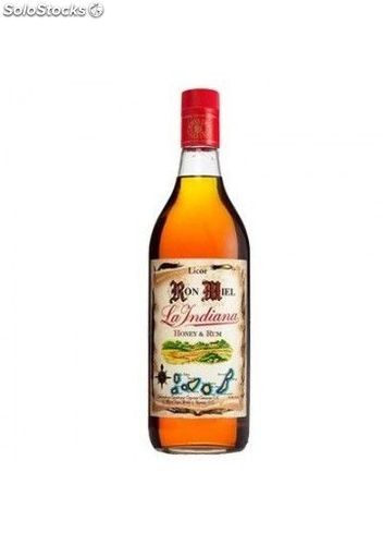 Ron L'Indiana miel 70 cl
