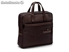 "Roncato bolsa vertical harvard 2 asas porta pc 14"" + tablet 38 x 33 x 10 cm"