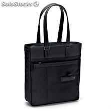 Roncato shopper vertical harvard p/tablet 35 x 33 x 11 cm