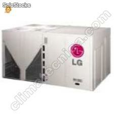 Roof Top Comercial LG - LK-C1208C00 - Roof Top desc. Horizontal & Vertical (R22) - 10 TR - Frío