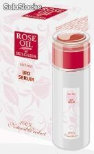 Rose of bulgaria, bio sérum anti age