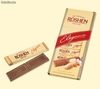 Roshen Elegance Milk Chocolate with Chopped Almonds