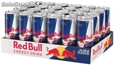Rot-Bull Energy Drinks (250 ml)