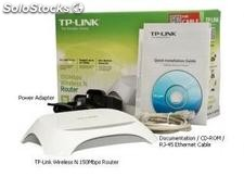 Roteador tp-Link Wireless tl-WR720N 150 Mbps