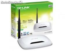 Roteador TP-Link Wireless TL-WR741ND (150 Mbps/ 1 Antena Destacável)