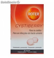 Roter cystiberry 60 capsulas