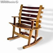Rouge Rocking Chair