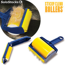 Rouleau Anti Peluche Sticky Clean Rollers