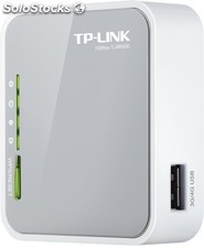 Router 3g Wifi 150mbps Mini Tl-mr3020 Tp-link Tp-link