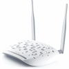 Router adsl2+ inalambrico n usb tp-link 300mbps 2.4ghz 1xusb
