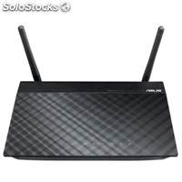 Router asus rt-N12E N300 4p x 10/100 Wifi negro