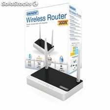 Router eminent EM4544 Wifi n 300Mbps 4Px 10/100