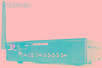 Router gsm/gprs Quad Band 850/900/1800/1900 MHz