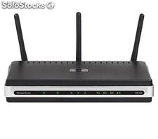 Router inalambrico d-link rangebooster n 802.11n 300 mbps