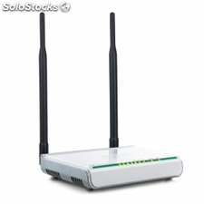 Router inalambrico tenda w309r - 300mbps - 2.4ghz - wireless-n -