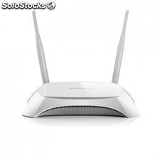 Router inalambrico TP-LINK mr3420 - 300mbps - compatible con modems 3g/4g