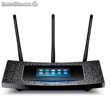 Router tp-link AC1900 Touch Screen Wi-Fi Gigabit