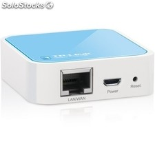 Router tp-link tl-WR702N Nano Router 150N 1P 10/100