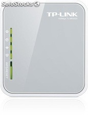 Router tp-link wireless n mini portatil 3G/4G