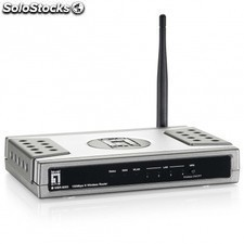 Router Wifi level one wbr-6003 150mbps wds wake on lan/integrada