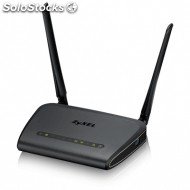 Router zyxel dual band wifi AC1300 mimo