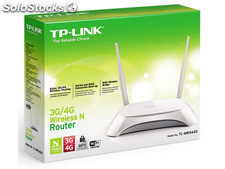 Routeur tp-Link wlan tp-Link tl-MR3420 3G/4G 300Mbit tl-MR3420