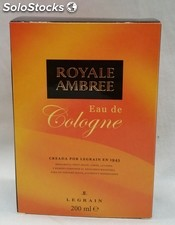 Royal ambree colonia 200ml