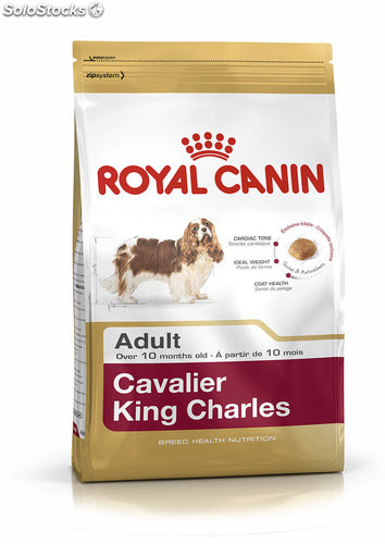 Royal Canin cavalier king charles 27 adult 1,5 Kg.