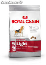 Royal Canin medium light 9 Kg.