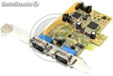 Rs-422/485 pci-Express Card (2S) (TE21)