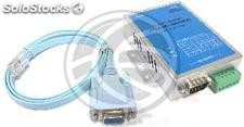 RS232 to RS422 RS485 converter with optical isolation 1000W (TI41)