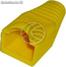 Rubber cover for RJ45 Yellow (RP54)