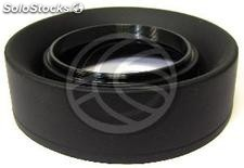Rubber Lens Hood 58mm lens (EQ74)