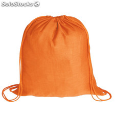 Rucksack. Orange