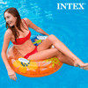 Rueda-Flotador Hinchable con Asas Summer Intex - Foto 1
