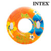 Rueda-Flotador Hinchable con Asas Summer Intex - Foto 3
