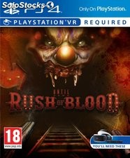 Rush of blood: until d. (vr only)/PS4-vr