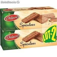 s/delacre speculoos 2X250G
