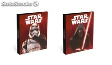 s.wars the force classeur A4